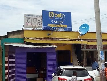How to open a Betin shop
