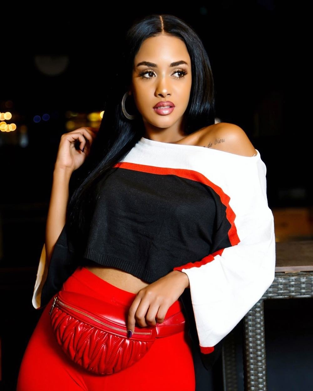 Mouth-Watering Photos of Diamond's Kenyan lover Natasha