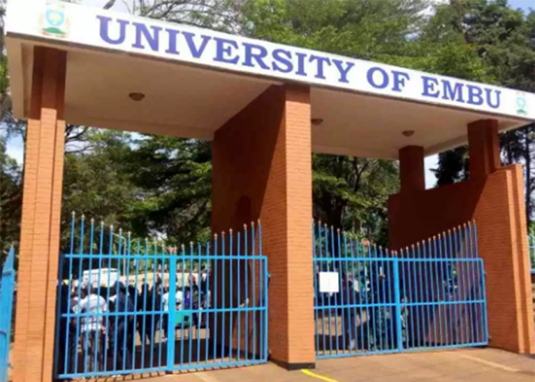 How to download University of Embu Kuccps admission letters