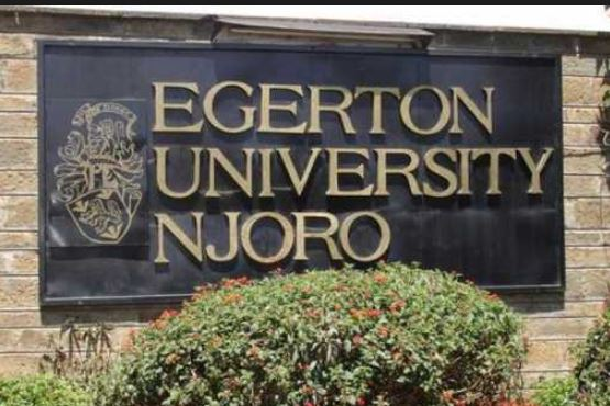 How to download Egerton University Kuccps admission letter