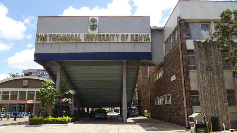 How to download Technical University of Kenya KUCCPS