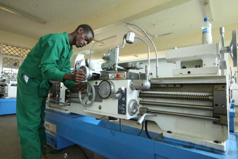 List of accredited Technical and Vocational Education and