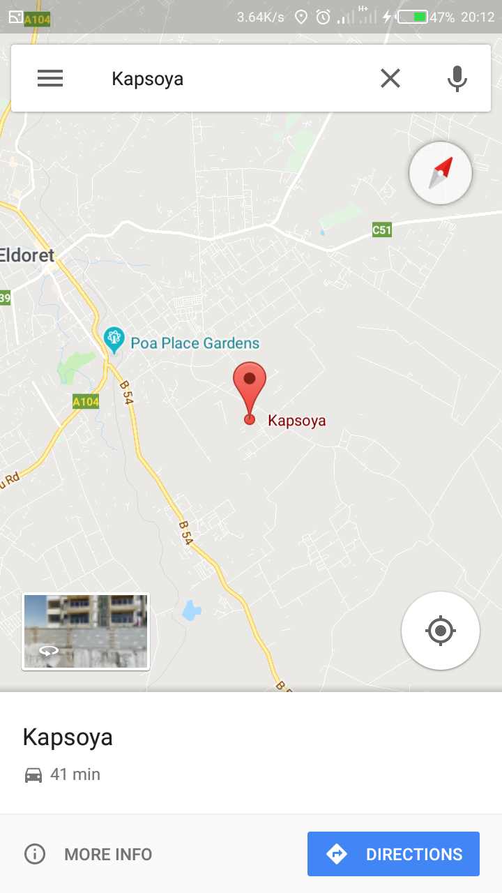 How to drop a pin on Google Maps and share it – Jambo News Drop Pin In Google Maps on