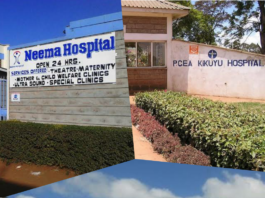 top private hospitals Kiambu County
