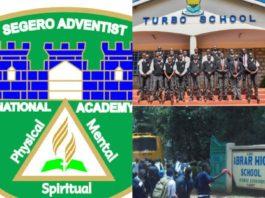 best private Scondary schools in Uasin Gishu County