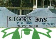 Top ten best secondary schools in Narok County