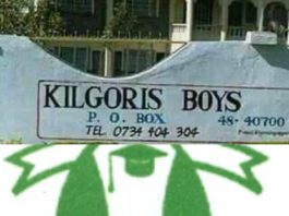Top ten best secondary schools in Narok County