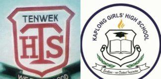 Top ten best secondary schools in Bomet County