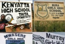 Top ten best secondary schools Taita Taveta county