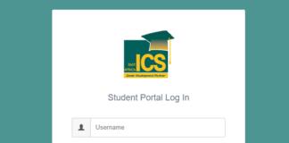 ICS Online Student portal