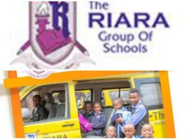Riara group of schools Kindergarten and Primary Fees structure 2020