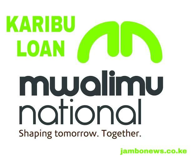 Mwalimu National Karibu loan