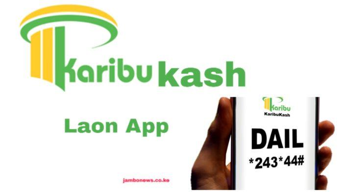 karibu kash loan app download
