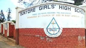 Bunyore Girls National School KCSE 2019 Results and grade distribution