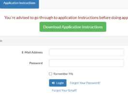 How to apply online for KMTC Courses through application Portal - admissions.kmtc.ac.ke