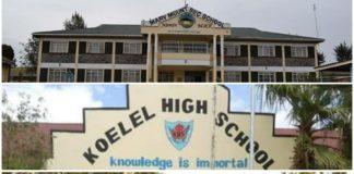 List of best performing Extra County schools in Nakuru County