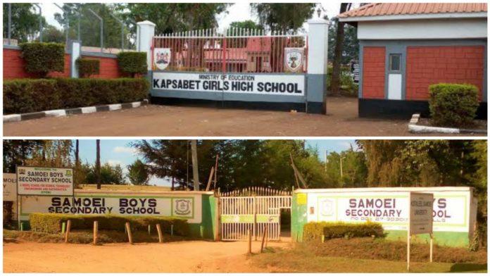 top schools in kcse nandi county