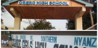 best performing Extra County Secondary schools in Homa Bay County