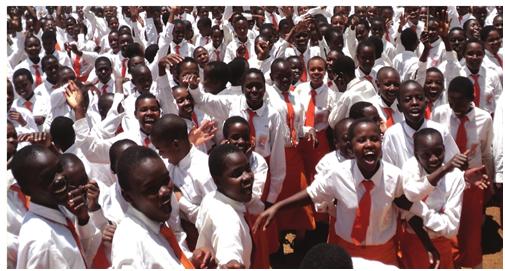 St. Charles Lwanga Ichuni Girls High SchoolKCSE 2019 Results and distribution of grades