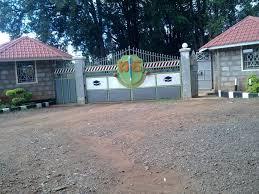 Kabarnet High school - an extra county school in Baringo county