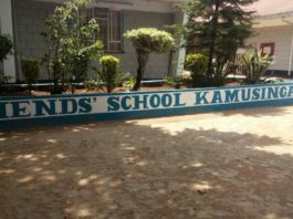 Friends School Kamusinga KCSE 2019 Results and distribution of grades