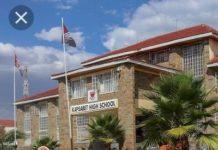 Muluma Wabuko Tony of Kapsabet boys high school tops student KCSE 2019