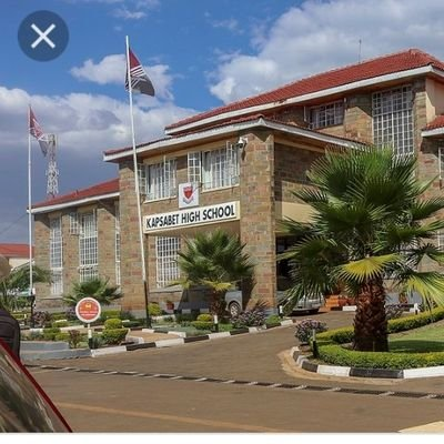 Muluma Wabuko Tony of Kapsabet boys high school tops student KCSE 2019