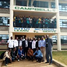 Kitui high school KCSE 2019 Results and distribution of grades