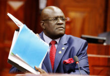 Education CS Professor George Magoha
