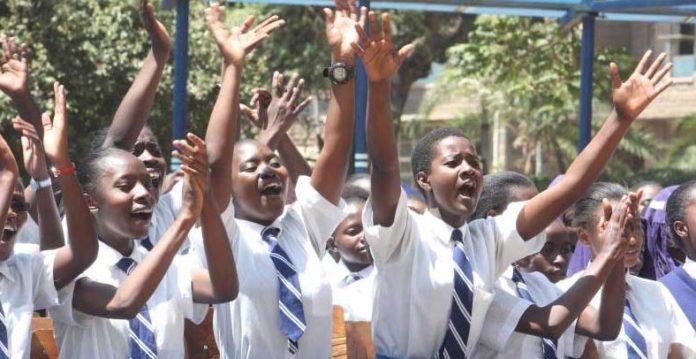 Pangani Girls High KCSE 2019 Results