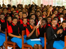 Starehe Girls' Centre KCSE 2019 Results and distribution of grades