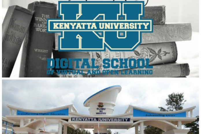 Kenyatta University Digital School Of Virtual And Open Learning Fee Structure
