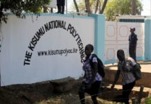 The Kisumu National Polytechnic Courses Minimum Requirements and Intakes 2020
