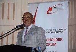 KUCCPS Chief Executive Officer, Dr. John Muraguri
