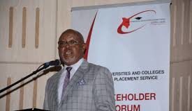 KUCCPS Chief Executive Officer, Dr. John Muraguri