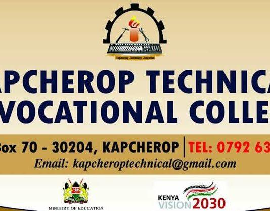 Kapcherop Technical Training Institute
