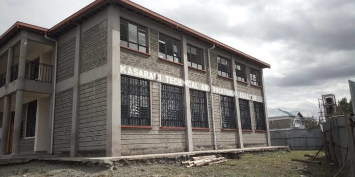 Kasarani Technical And Vocational College