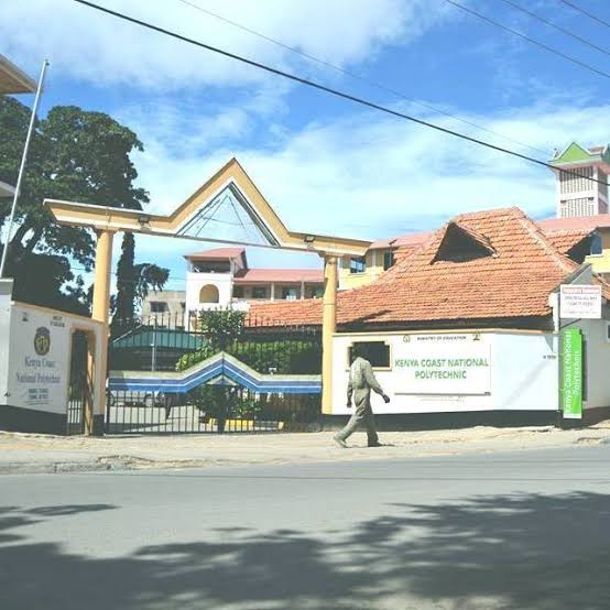 Kenya Coast National Polytechnic;