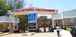 Kitale National Polytechnic fee