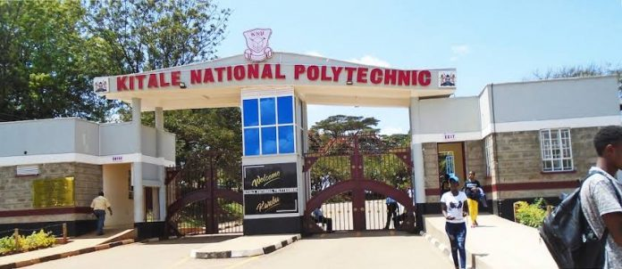 Kitale National Polytechnic fee