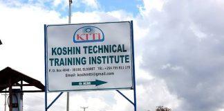 Koshin Technical Training Institute