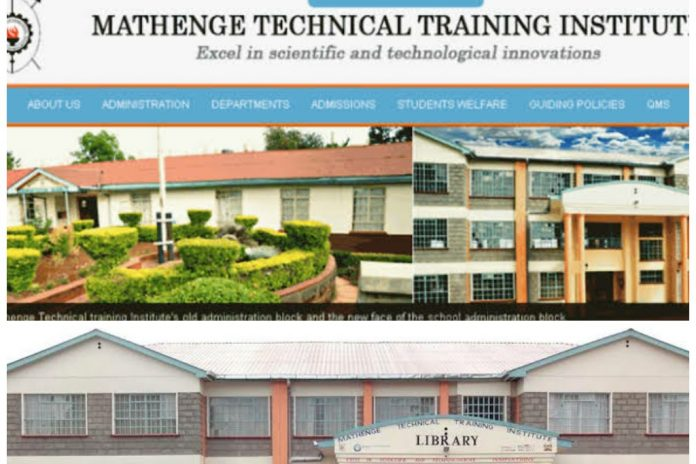Mathenge Technical Training Institute