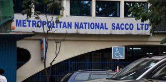 Metropolitan National SACCO Dividends 2020