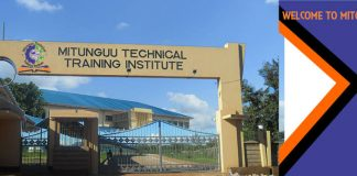 Mitunguu Technical Training Institute