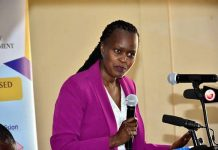Kenya Institute of Curriculum Education Council Chairperson Dr Sara Ruto